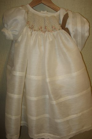 Angel Christening Dress