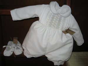 Baggy Christening Gown