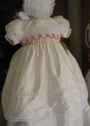 Classic Christening Dress