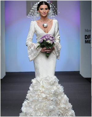Contemporary Mexican Wedding Dress