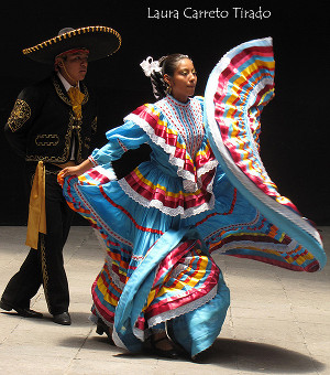 Mexican Dance Costumes