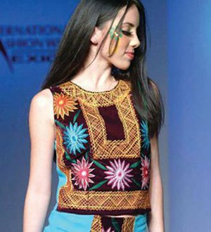 Mexican Dress - Trendy