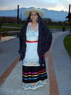 Michoacan Traditional Dress