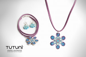 Tutuni Fashion Jewelry Set