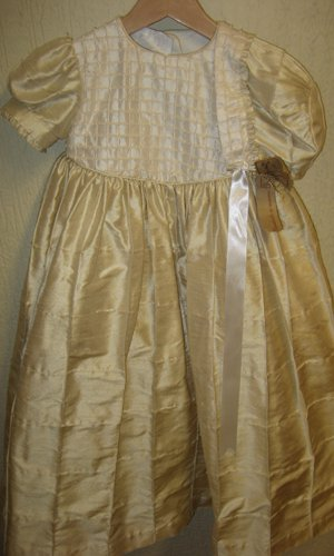 Ropon Christening Dress