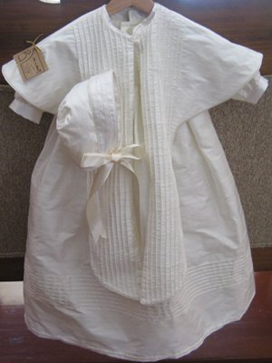 Ropon Christening Gown