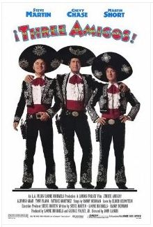 Three Amigos Mariachi Costume
