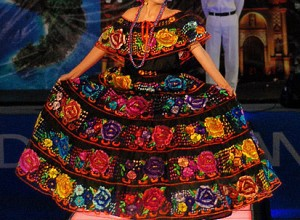 Chiapas Traditional Dress