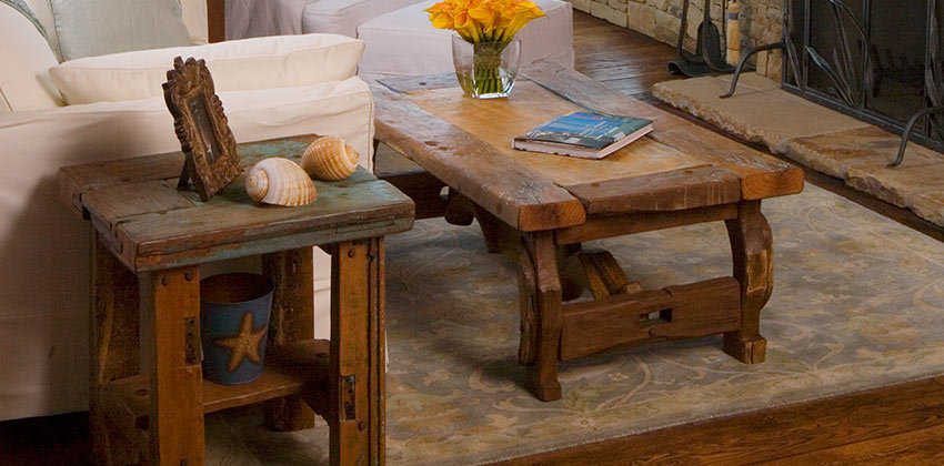 Rustic Furniture from Mexico