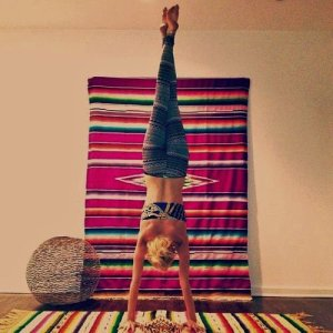 Mexican Yoga Serape