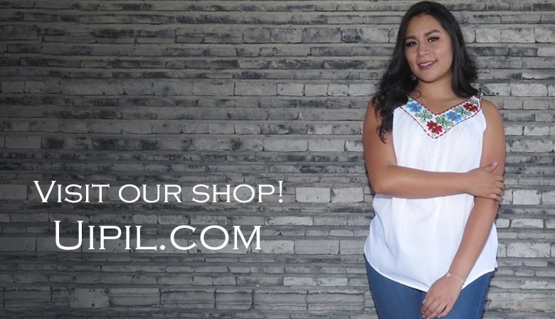 Mexican traditional clothing shop. Mexican dresses and tops.