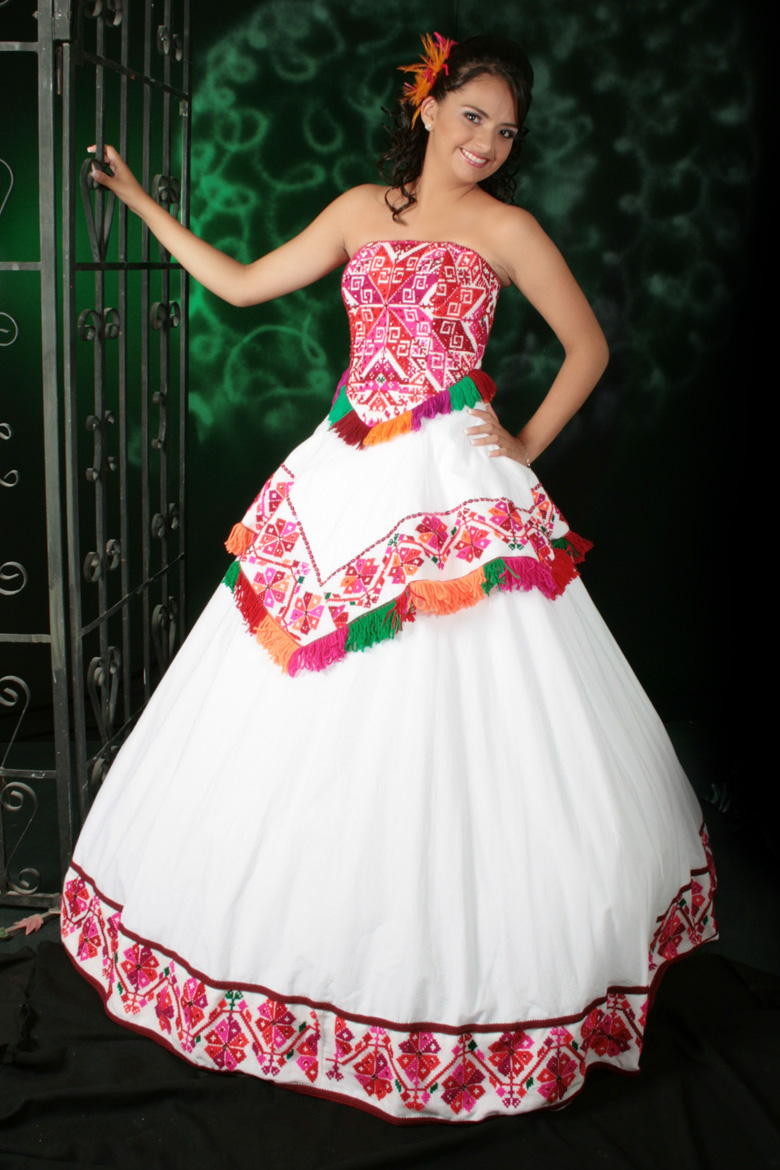 mexican wedding dresses. Black Bedroom Furniture Sets. Home Design Ideas