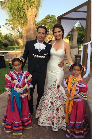 Mexican Wedding Attire