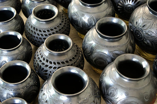 Black Clay Handicrafts Oaxaca