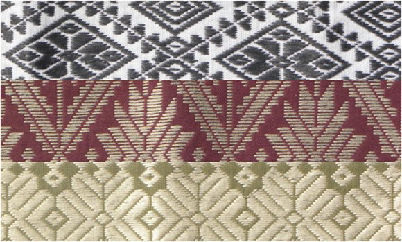 Embroidered Classic Mexican Patterns