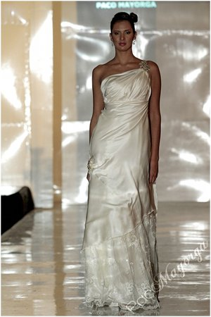 Paco Mayorga Wedding Dress Mexican Designer