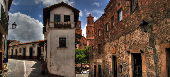 Colonial Taxco