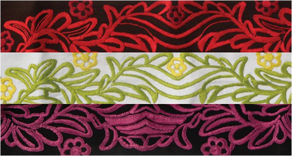 Embroidered Original Mexican Patterns