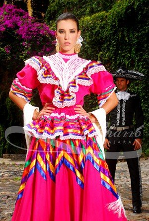 Mexican Jalisco Dress